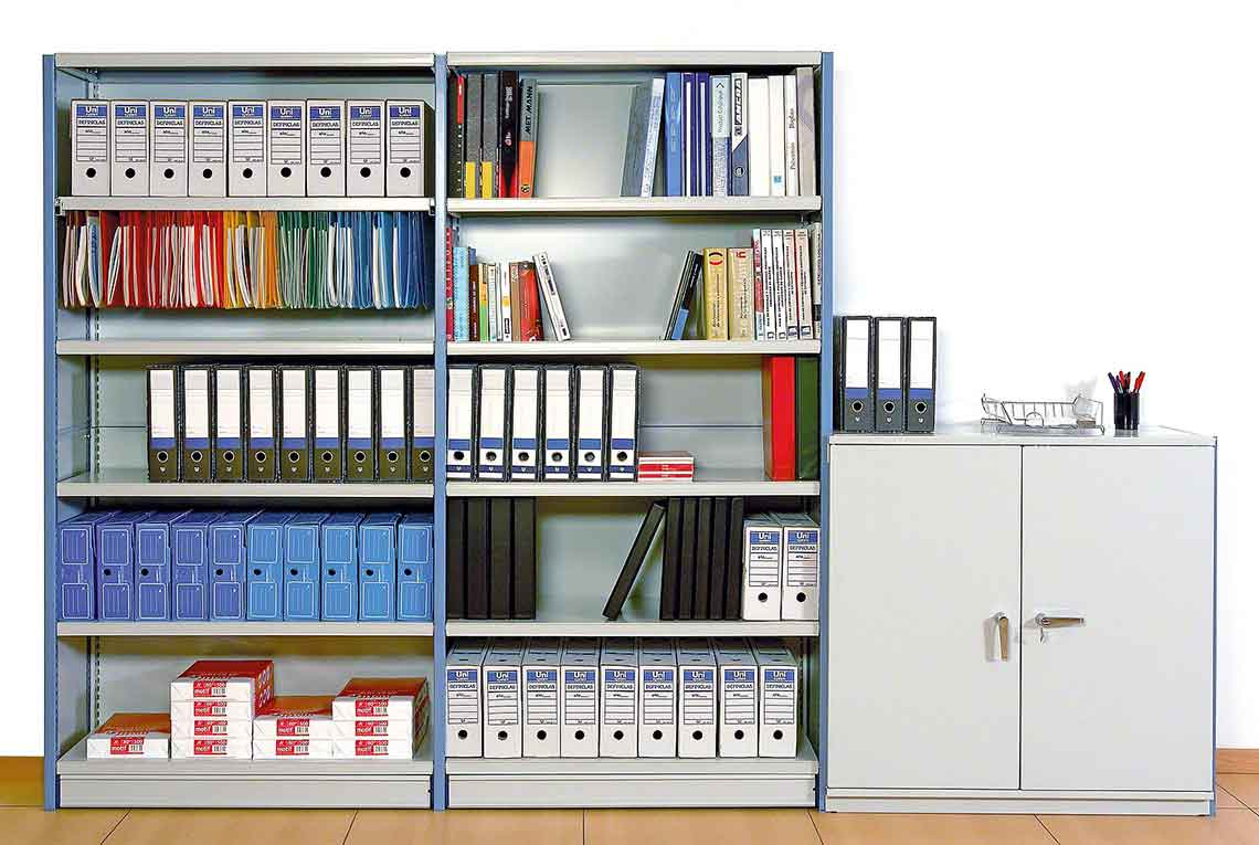 office  garage shelving  pallet racking and mezzanine floors in  - storeroom shelving